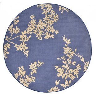 Aldreda Blue Indoor/Outdoor Area Rug