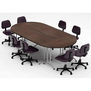Conference Tables Youll Love Wayfairca - Oval shaped conference table