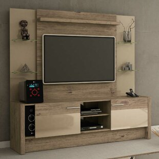 Comparison Dancer Entertainment Center for TVs up to 50 by Ebern Designs Reviews (2019) & Buyer's Guide