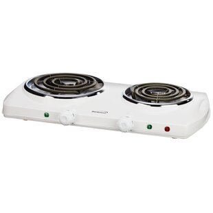 Brentwood Appliances Electric Double Burner