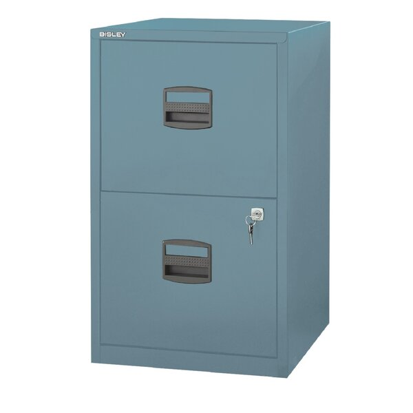Rutherford 2 Drawer Vertical Filing Cabinet