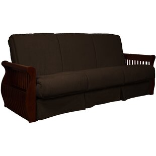 Concord Suede Sit N Sleep Futon and Mattress Epic Furnishings LLC