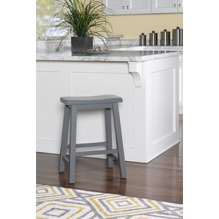 Doering 24 Bar Stool by Highland Dunes