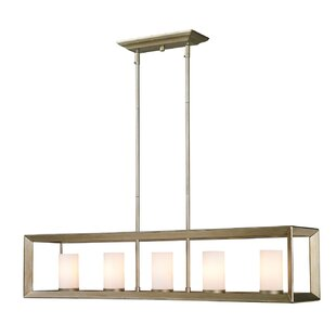 Thorne Modern 5-Light Kitchen Island Pendant