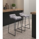 Fien 30.3 Bar Stool (Set of 2) by 17 Stories