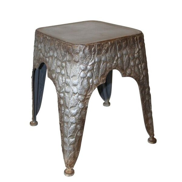 Stupendous Small Rustic Stool Wayfair Alphanode Cool Chair Designs And Ideas Alphanodeonline