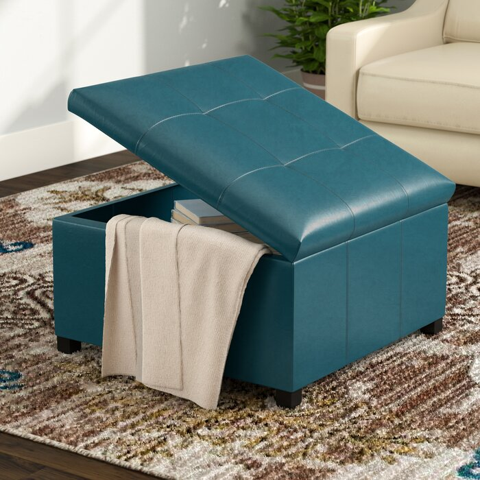 Phenomenal Massey Tufted Storage Ottoman Ocoug Best Dining Table And Chair Ideas Images Ocougorg