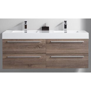 Rustic Bathroom Vanities Youll Love Wayfair