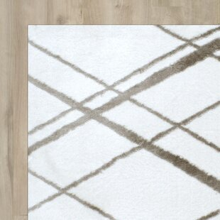 Chelsie White Area Rug By Orren Ellis