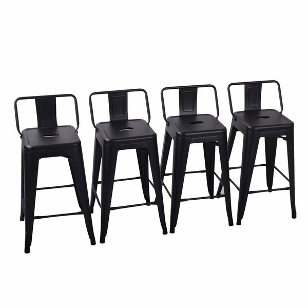 Superb 26 In Metal Bar Stools Wayfair Gmtry Best Dining Table And Chair Ideas Images Gmtryco