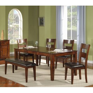 6 Piece Dining Set by Wildon Home ?