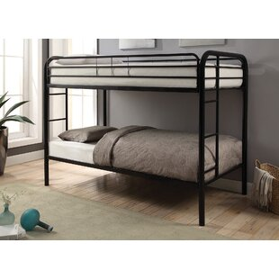 Alsup Twin over Twin Bunk Configuration Bed