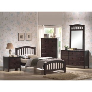 Luella 3 Drawer Nightstand