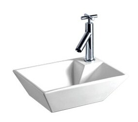 Great choice Isabella Vitreous China 15 Wall Mount Bathroom Sink ByWhitehaus Collection