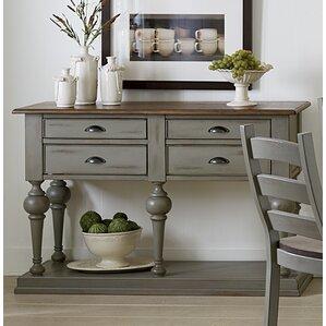 grey sideboards & buffets you'll love | wayfair