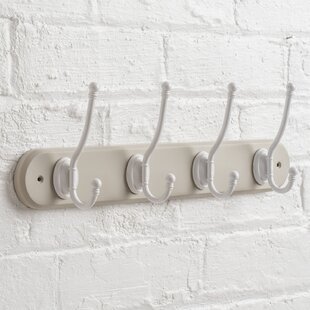 Jung Wall Mounted Coat Rack