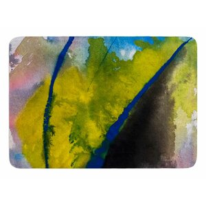 Exploration by Malia Shields Memory Foam Bath Mat