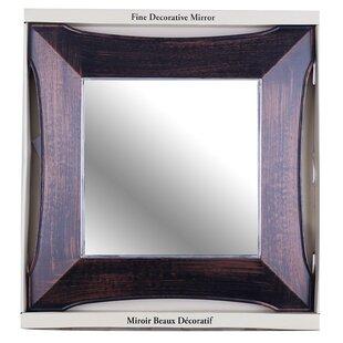 Winston Porter Burkart Decorative Framed Wall Mirror