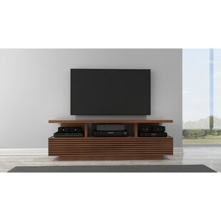 Online Reviews Signature Home TV Stand for TVs up to 70 By Furnitech