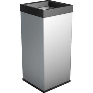 big box 80 21 gallon trash can - Commercial Trash Cans