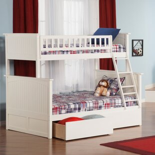 Maryellen Bunk Bed With Storage by Viv + Rae 2019 Sale
