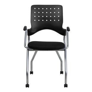 Galaxy Mobile Fabric Padded Folding Chair by Offex