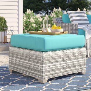 Falmouth Outdoor Ottoman with Cushion