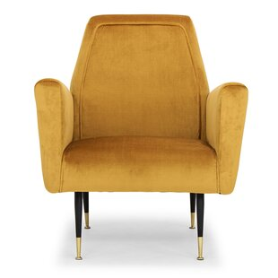 Halstead Armchair by Everly Quinn