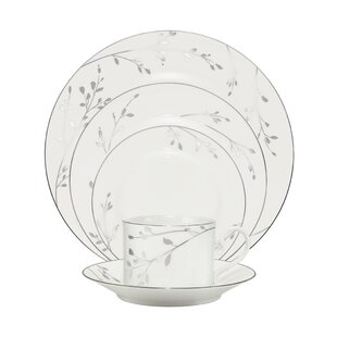 Birchwood 5 Piece Place Setting, Service for 1