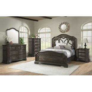 Maya Panel Configurable Bedroom Set