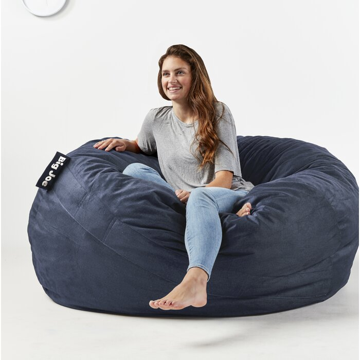 Prime Fuf Big Joe King Bean Bag Chair Caraccident5 Cool Chair Designs And Ideas Caraccident5Info