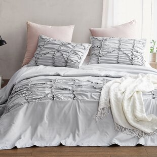 Centerton Textured Oversized Single Comforter