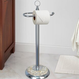Compare & Buy Freestanding Toilet Tissue Holder ByNU Steel