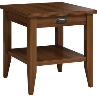 Downtown End Table With Drawer by Caravel Looking for