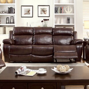 Compare & Buy Walfred Reclining Sofa by Hokku Designs Reviews (2019) & Buyer's Guide