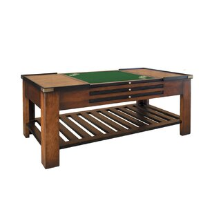 """47.2"""" Chess & Backgammon Table by Authentic Models SKU:DD126269 Reviews"""