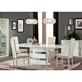 Jeterson 5 Piece Extendable Dining Set by Brayden Studio®