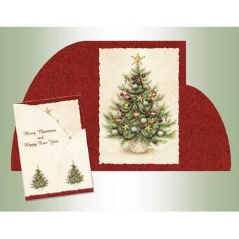 The Holiday Aisle Raci Advent Card Wayfair