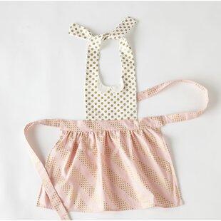 Pretty in Pink Personalized Children/'s Apron