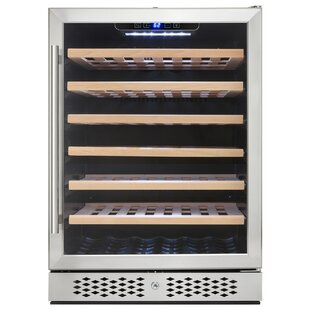 54 Bottle Single Zone Free-standing Wine Cooler