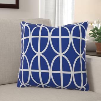 Winston Porter Maresca Square Throw Pillow Wayfair