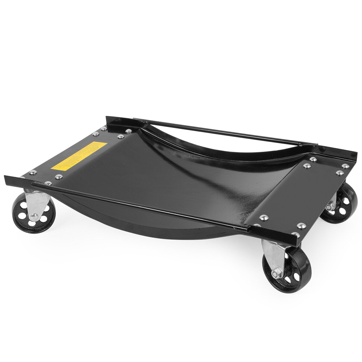 1000lb Capacity Stalwart Durable Plastic Movers Dolly
