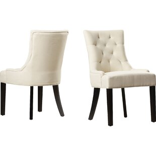 NFusion Side Upholstered Dining Chair (Set Of 2)