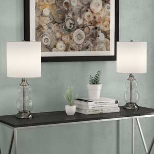 Leonardo 21'' Table Lamp (Set of 2)