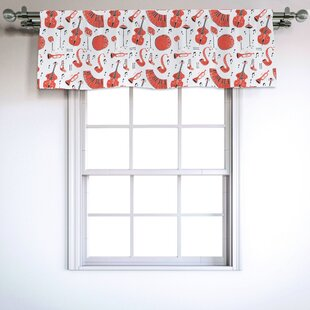 Music Valances Kitchen Curtains You Ll Love In 2021 Wayfair