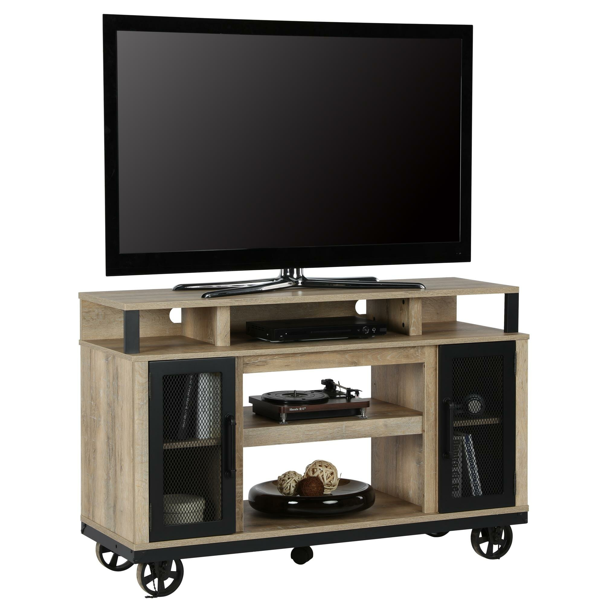 Ameriwood Maddox Tv Stand For Tvs Up To 55 Wayfair