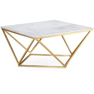 Maryann Coffee Table with Tray Top by Everly Quinn