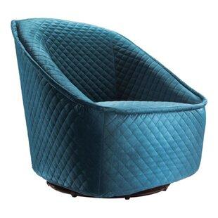 Macon Barrel Chair by Everly Quinn