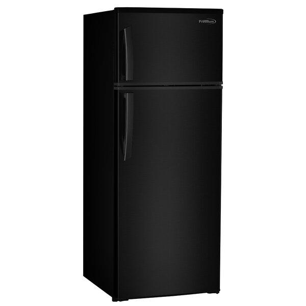 Premium 23 Top Freezer 7 4 Cu Ft Energy Star Refrigerator Reviews Wayfair Ca