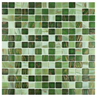 Modern & Contemporary Green Mosaic Tile | AllModern